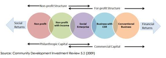 non profit organization structure