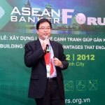 Spire joins ASEAN Bank Forum 2012 as keynote speaker