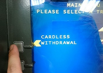 Asia paves the way for cardless ATM withdrawals