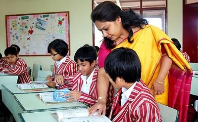 Indian teachers yearn to focus more on skill and personality development for their students