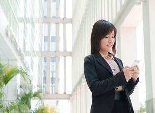 Asia's mobile market looks upbeat