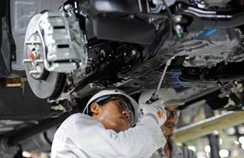 Thai auto exports will counter sluggish domestic sales
