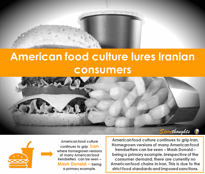 food american culture essay In the united states, mexican-americans comprise 64 percent of the hispanic/latino population, and 145 percent of the total us population mexicans live predominately in california, texas, arizona, illinois, nevada, colorado, and new mexico.