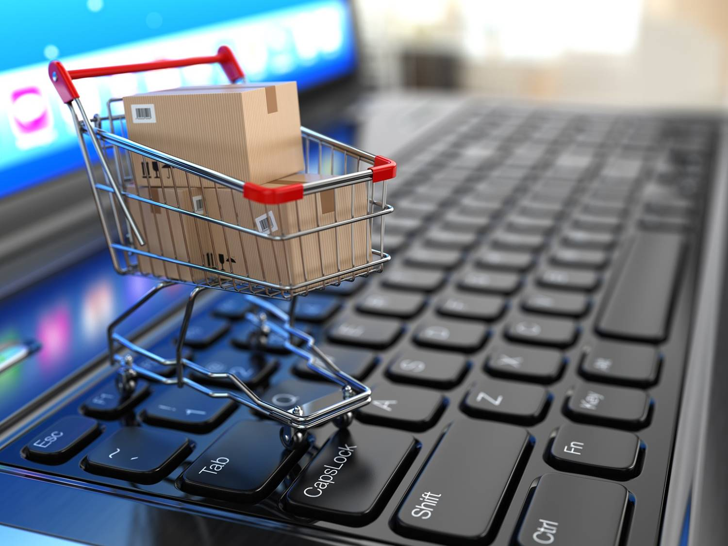 Spire speaks on e-shopping prospects in Indonesia
