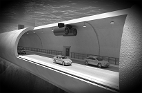 Fancy a rise across Norway's underwater floating tunnel