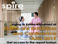 Silver market opportunities in SEA and India for Eldercare Exhbition and Conference Asia 2019